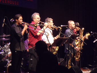 Soul Power w/ Eastside Horns