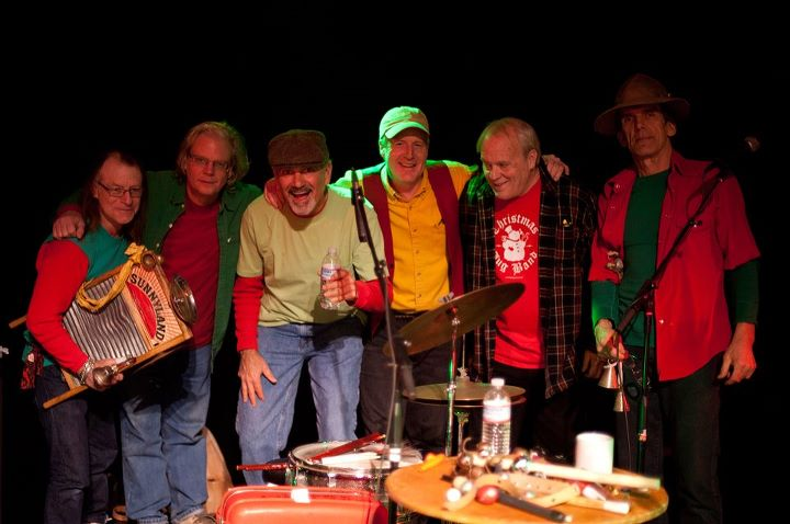 Christmas Jug Band