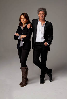 Rodney Crowell, Mary Karr