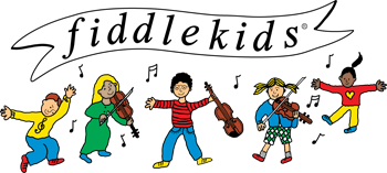 fiddlekids youth fiddle camp logo